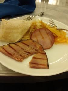 อาหารเช้าของเรา